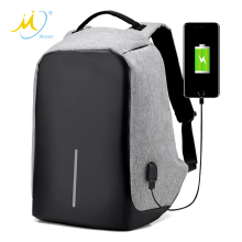 Wholesale Outer USB Charging 4 Color Waterproof Multifunctional Sport Travel Laptop Bag Anti Theft Backpack