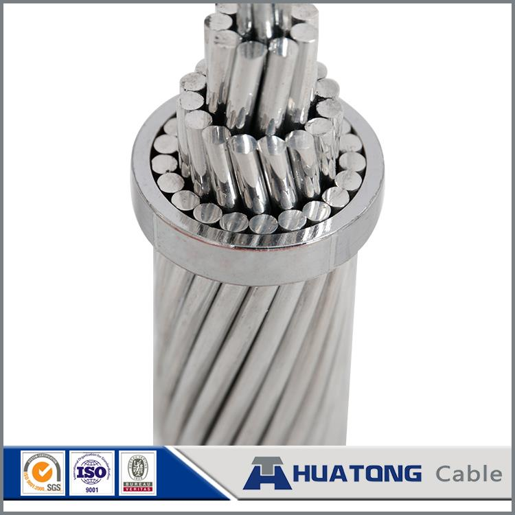 Aluminum Conductor steel wire supported types of acsr conductors