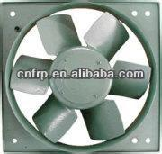 Industrial Exhaust Axial Flow Fan