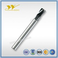 4 Flute Stub Length Square End Mill for Steel or Cast Iron Milling