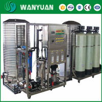 Alkaline water purification machine to drinking water ,tap water dechlorination plant ,pure water plant for car washing water