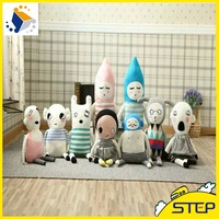 2016 Factory Direct Sale Creative Plush Toys Dolls Mini Plush Dolls Gifts for Kids STD160307-2