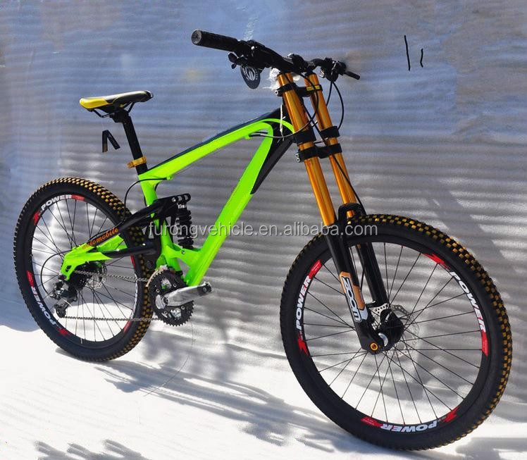 180mm travel Downhill bicycle DH/FR/AM 26/27.5*2.35 tires mountain bikes 27/30 speed
