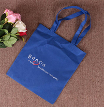 wholesale customized printing disposable nonwoven cloth bag