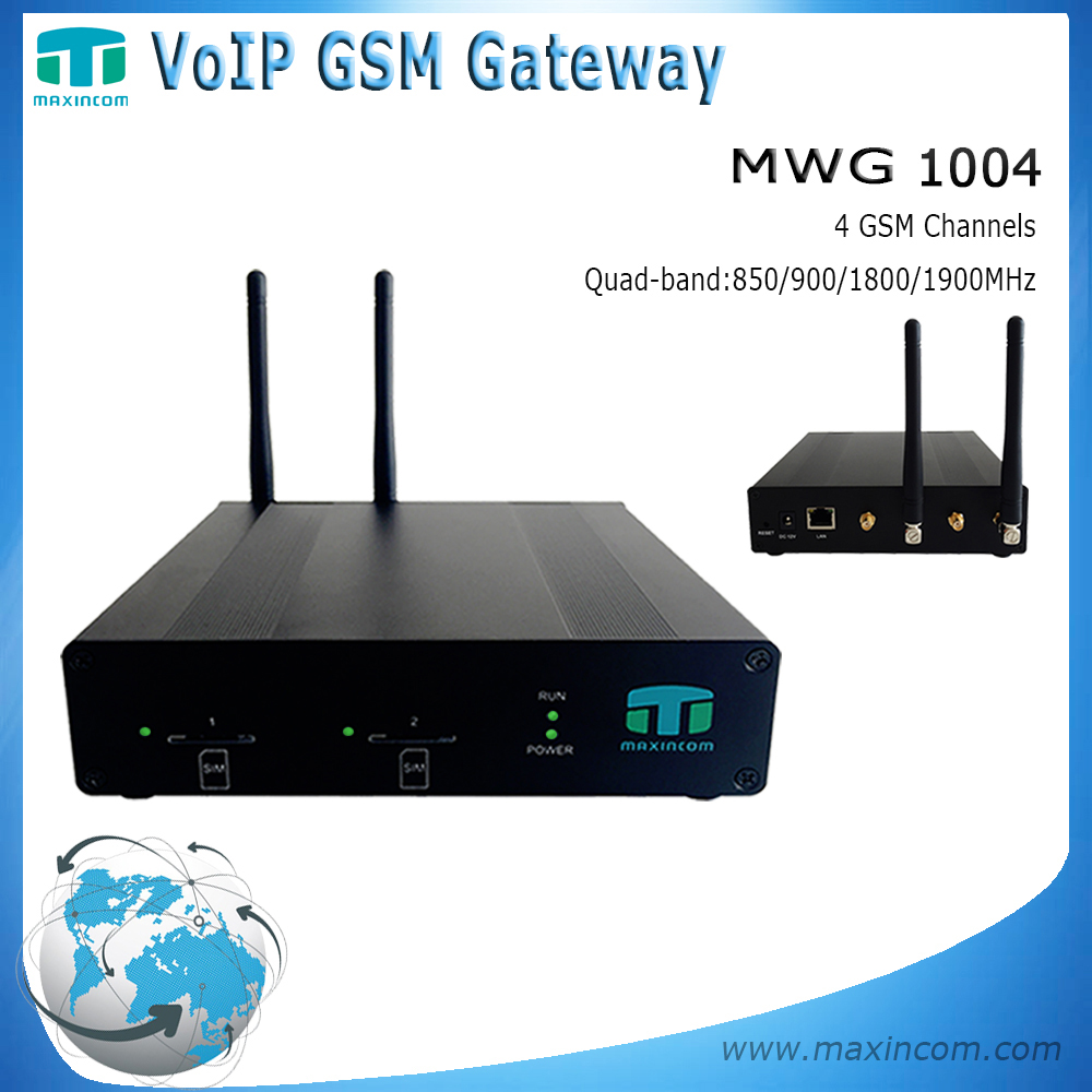 gsm gateway 2-port/bulk sms gateway/intercom for hotel