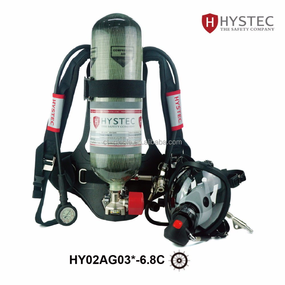 Self contained Air Breathing Apparatus HY02AG01-6.8 t-Tek Series SCBA