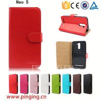for OPPO Neo 5 Wallet Frame magnetic Leather Case for OPPO Neo 5 Phone Bag Case With Stand Card Holder