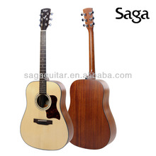 factory guitar for guitar stores with high quality,D10S