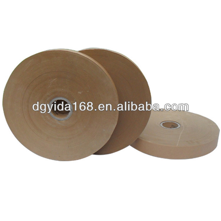 2014 hot adhesive tapekraft paper Hot melt adhesive tape for Paper plastic composite good hot melt adhesive tape jumbo roll