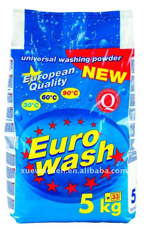 5kg Euro Detergent with High Quality