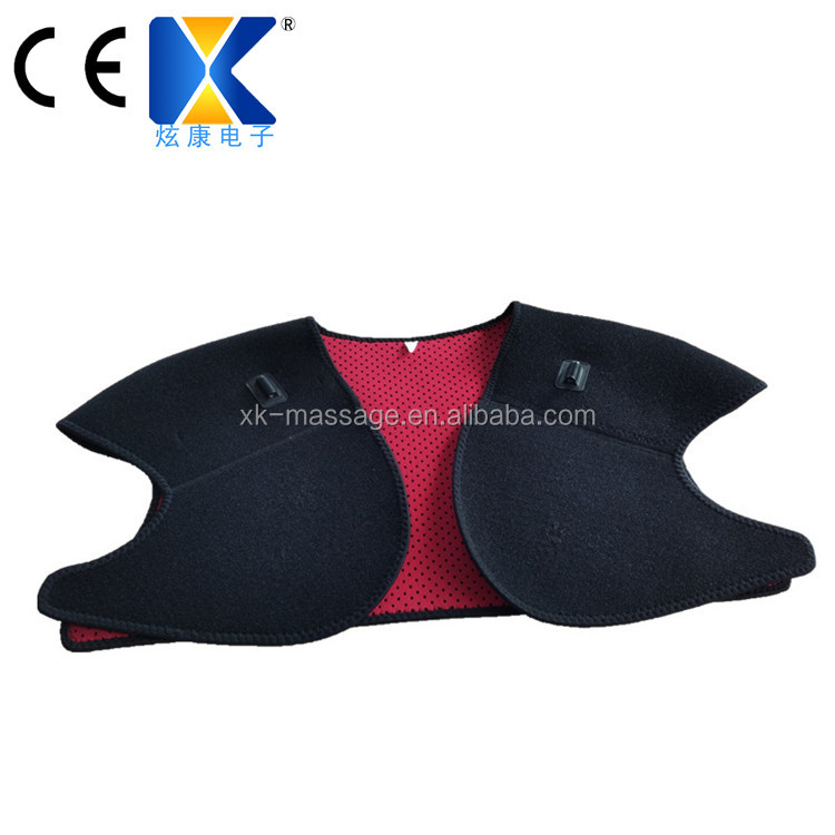 Reduce Pain Medical Sports Double Shoulder Pad/Support