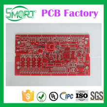 Smart bes PCB Manufacturer in China PCB 4 Layers 1.6mm Gold 1oz Copper Green Solder Mask