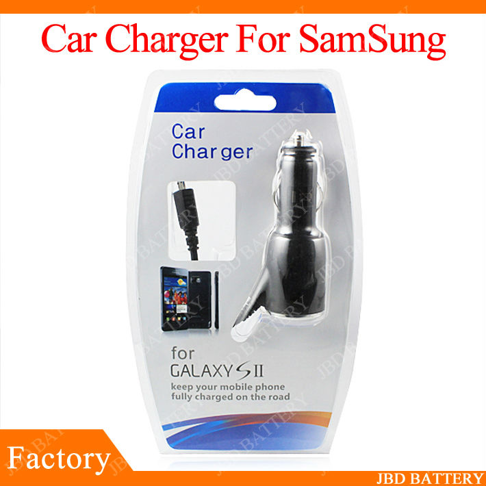 Car Auto Vehicle Charger For Samsung Galaxy S II