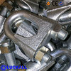 Zinc Plated DIN741 WIRE ROPE CLIP