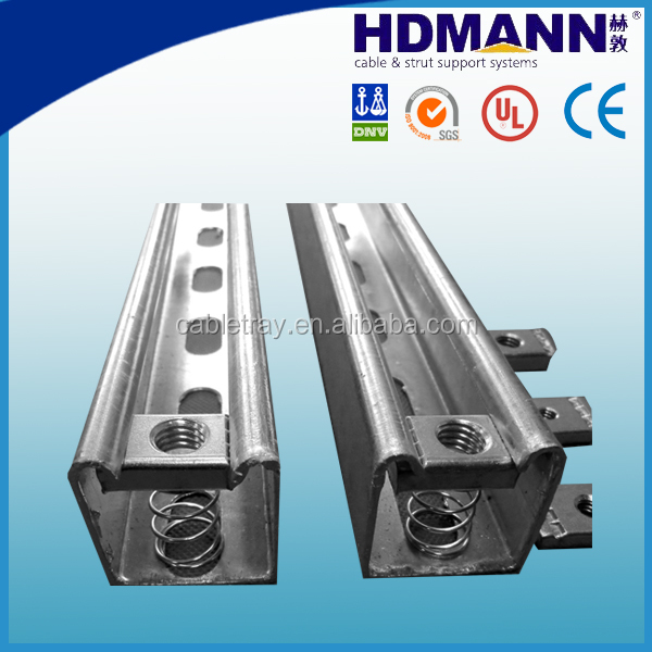 stainless steel u channel sizes