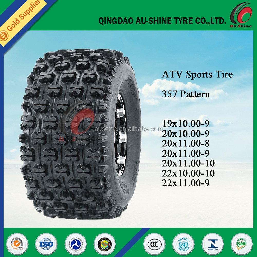 Low price best selling off road atv tire 19x10.00-9