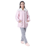 lovely women warm ladies night sleeping wear