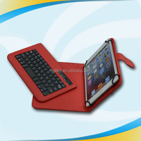 New arrival !! hot selling for ipad 2 wireless bluetooth aluminum keyboard stand dock case cover ,fashion design
