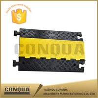 rubber plastic road traffic ramps with competitive price