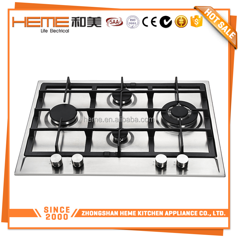 Original Product Easy to use 70cm Built-in cooking range with hot plate (PG7041RS-A2CI)