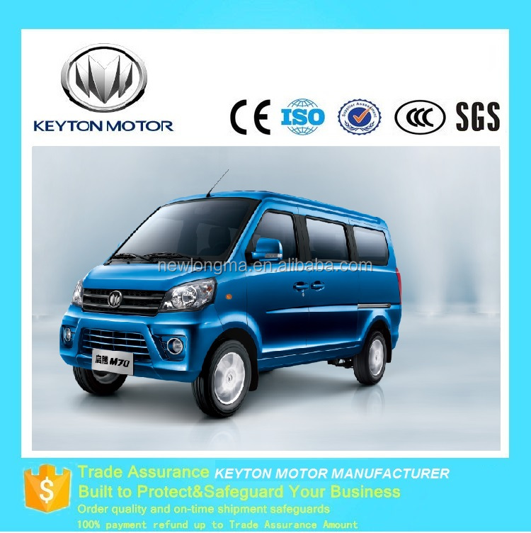 China Minibus With Copetitive Price (M70)