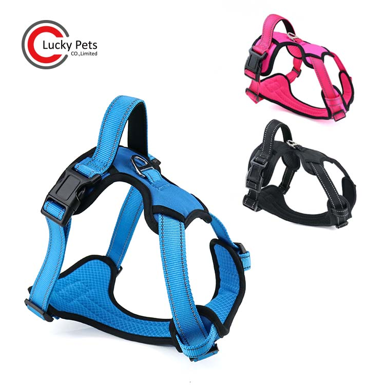 No Pull Dog Harness,Easy Dog Walking Harness,Dog Running Harness