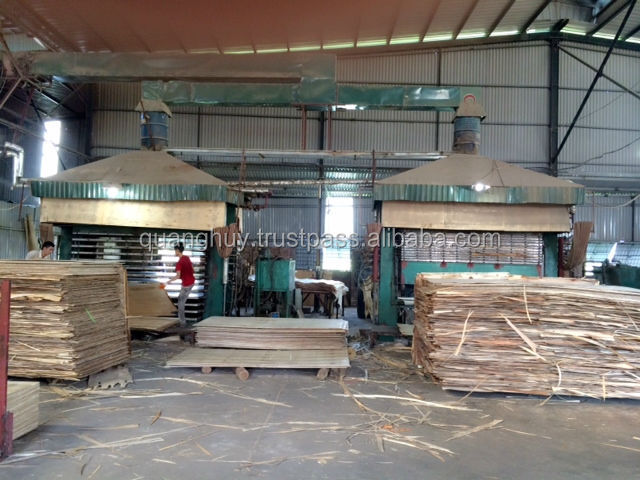 PACKING PLYWOOD FROM VIETNAM MANUFACTURER