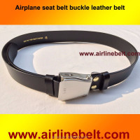 Top hot selling Automotive airplane seat belt buckles belt