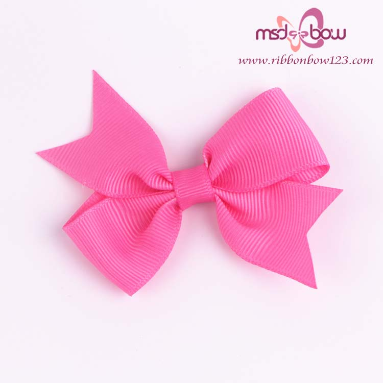 popular ribbon bow hair bow display