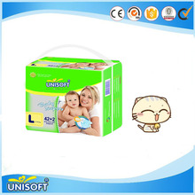 Medical Non-Woven soft adult baby diaper stories popular disposable