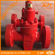 API6A Wellhead Equipment Slab Rising-Stem Gate Valve