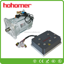 7.5 kW 60V High Powerful Light-weight AC Motor For Electric Vehicles,OEM