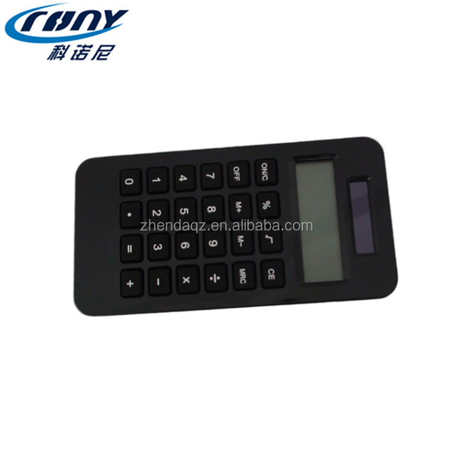 CRONY OEM office school usage solar scientific calculator big lcd screen