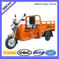 SBDM Water Cooled Cargo Trike Motorcycle