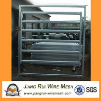 Galvanized Cattle Panel Gate