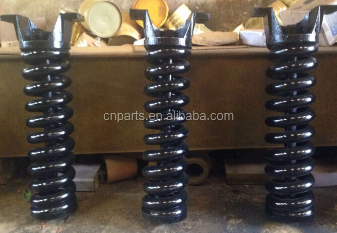 Excavator hitachi zx 160 track adjuster recoil spring only