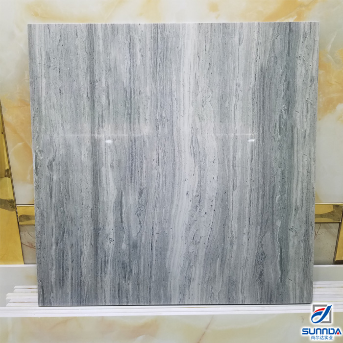 24x24 China Modern Design Top Quality Fossil Marble Polished