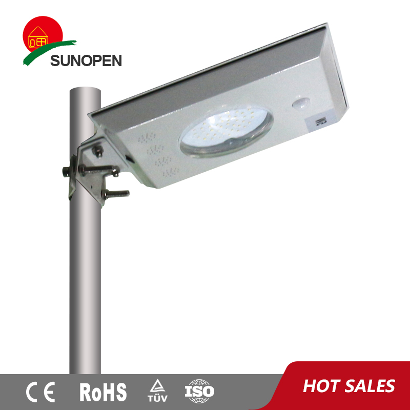 Eson Hot solar energy integrated led solar street light 5W 8W 12W 15W 18W 20W 25W 30W 40W 50W 60W