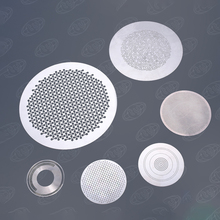Stainless Steel Mesh Suction Strainer Industrial
