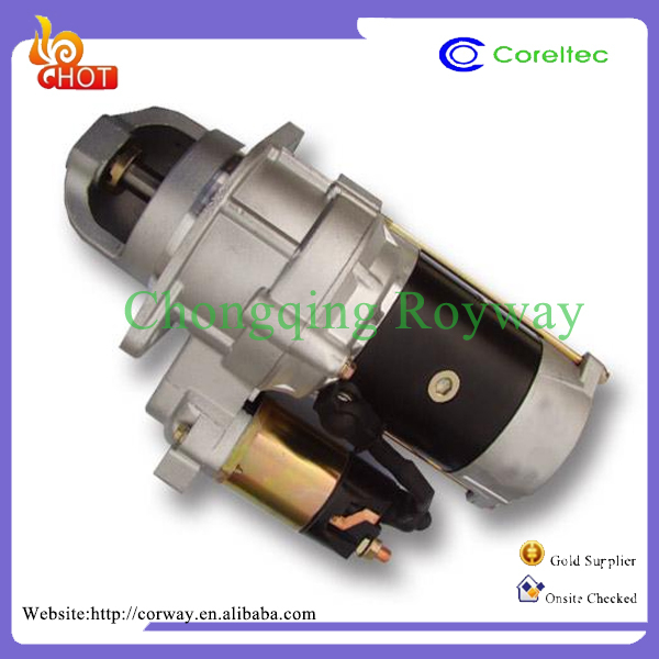 Chinese Supplier Manufacture Direct Supply Latest Popular Motorcycle Starter Motor