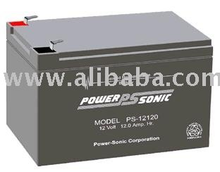 Sealed Rechargeable Lead Acid Battery