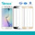 Perfect fit for samsung S6 edge full cover tempered glass screen protector In Stock Free Sample