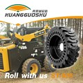 Wheel Loader Industrial Solid Tires 7.00-12