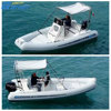 Gather Yacht Factory directly china wholesale new product inflatable fishing boat