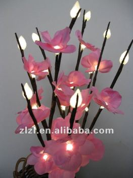 artificial silk flower
