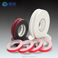 Waterproof Removable PE Double Sided Foam adhesive Tape