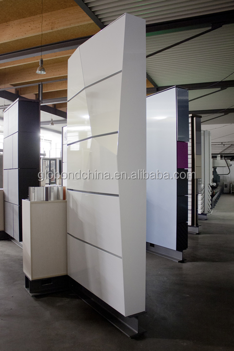 GLOBOND Polyester Aluminium Composite Panel for interior wall