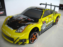 1/10 94123 Scale Electric Brushless RC Drifting Car