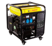 DACPOWER DCBLG8800i (5.5KW) Digital Inverter Gasoline Generator