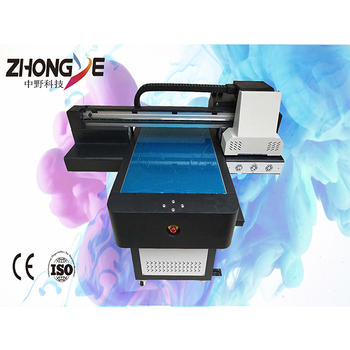 cheap high quality UV A1 flatbed mobile phone case cutter plotter machine DX5 XP600 wood  glass A3 small size UV ink printer